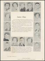1952 Bridgewater-Fontanelle High School Yearbook Page 22 & 23