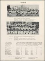 1952 Bridgewater-Fontanelle High School Yearbook Page 40 & 41