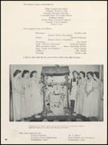 1952 Bridgewater-Fontanelle High School Yearbook Page 52 & 53