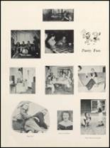 1952 Bridgewater-Fontanelle High School Yearbook Page 62 & 63