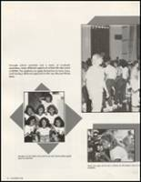 1987 White Pine County High School Yearbook Page 12 & 13