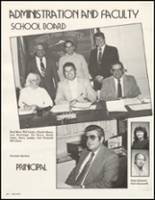 1987 White Pine County High School Yearbook Page 24 & 25