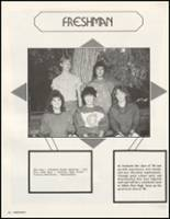 1987 White Pine County High School Yearbook Page 28 & 29