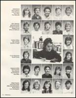 1987 White Pine County High School Yearbook Page 30 & 31