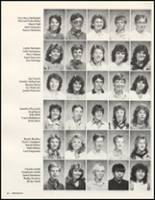 1987 White Pine County High School Yearbook Page 32 & 33