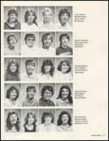 1987 White Pine County High School Yearbook Page 34 & 35