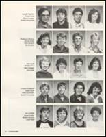 1987 White Pine County High School Yearbook Page 36 & 37