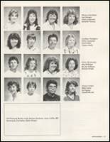 1987 White Pine County High School Yearbook Page 40 & 41