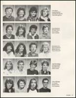 1987 White Pine County High School Yearbook Page 42 & 43