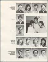 1987 White Pine County High School Yearbook Page 44 & 45