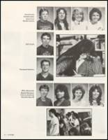 1987 White Pine County High School Yearbook Page 46 & 47