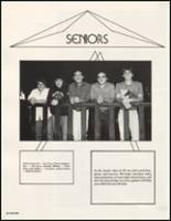 1987 White Pine County High School Yearbook Page 50 & 51