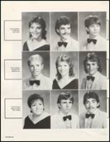 1987 White Pine County High School Yearbook Page 52 & 53