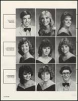 1987 White Pine County High School Yearbook Page 56 & 57