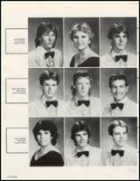 1987 White Pine County High School Yearbook Page 58 & 59