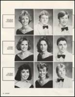 1987 White Pine County High School Yearbook Page 60 & 61