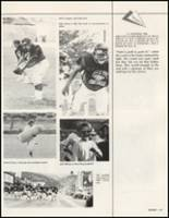 1987 White Pine County High School Yearbook Page 70 & 71