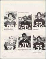 1987 White Pine County High School Yearbook Page 72 & 73