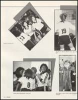 1987 White Pine County High School Yearbook Page 76 & 77