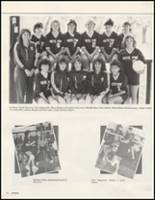 1987 White Pine County High School Yearbook Page 78 & 79