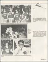 1987 White Pine County High School Yearbook Page 88 & 89