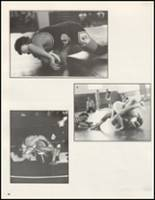 1987 White Pine County High School Yearbook Page 92 & 93