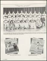 1987 White Pine County High School Yearbook Page 100 & 101