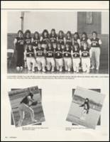 1987 White Pine County High School Yearbook Page 106 & 107