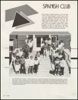 1987 White Pine County High School Yearbook Page 120 & 121