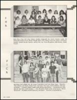 1987 White Pine County High School Yearbook Page 124 & 125