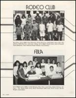 1987 White Pine County High School Yearbook Page 126 & 127