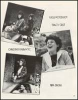 1987 White Pine County High School Yearbook Page 132 & 133