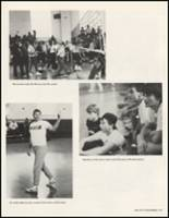 1987 White Pine County High School Yearbook Page 140 & 141