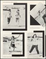 1987 White Pine County High School Yearbook Page 144 & 145