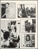 1987 White Pine County High School Yearbook Page 150 & 151