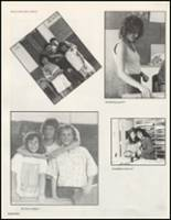 1987 White Pine County High School Yearbook Page 152 & 153