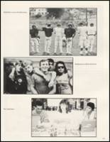 1987 White Pine County High School Yearbook Page 154 & 155