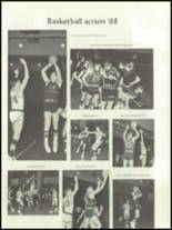 1968 Roxbury High School Yearbook Page 32 & 33