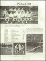 1968 Roxbury High School Yearbook Page 34 & 35