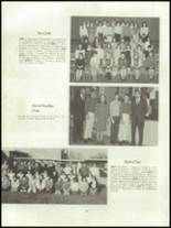 1968 Roxbury High School Yearbook Page 66 & 67