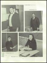 1968 Roxbury High School Yearbook Page 86 & 87