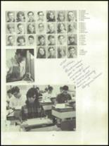 1968 Roxbury High School Yearbook Page 98 & 99