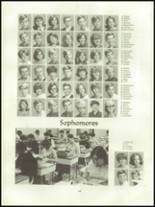 1968 Roxbury High School Yearbook Page 104 & 105