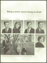 1968 Roxbury High School Yearbook Page 114 & 115