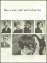 1968 Roxbury High School Yearbook Page 120 & 121