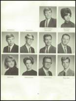 1968 Roxbury High School Yearbook Page 124 & 125