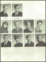 1968 Roxbury High School Yearbook Page 126 & 127