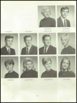 1968 Roxbury High School Yearbook Page 130 & 131