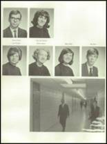 1968 Roxbury High School Yearbook Page 132 & 133