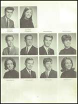 1968 Roxbury High School Yearbook Page 134 & 135